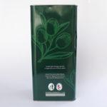 5 litri olio oliva