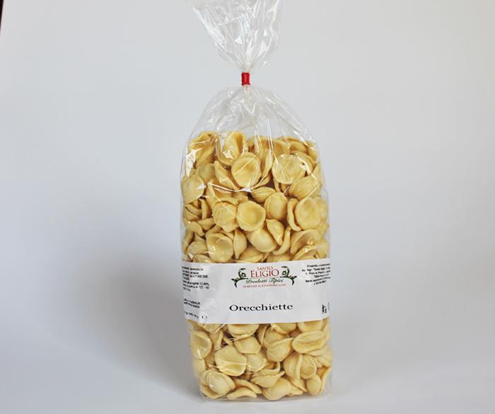 Orecchiette di grano duro 500 gr