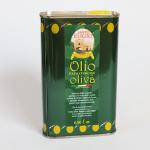 Tanica da 0,5 lt Olio Extravergine di Oliva Santo Eligio