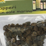 Capperi in sale marino