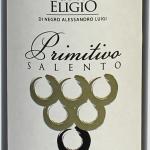 Vino Primitivo 0,75 cl