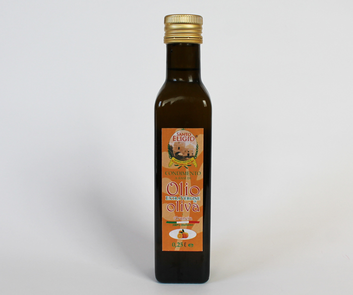 Olio all'arancio da 0,25 lt