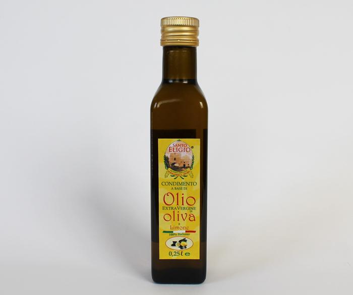 Olio al limone da 0,25 lt